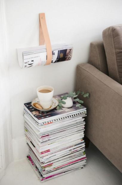 περιοδικά τραπεζάκι καναπές