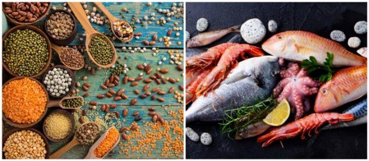 Ποιες τροφές μπορείς να καταναλώνεις τη Σαρακοστή!