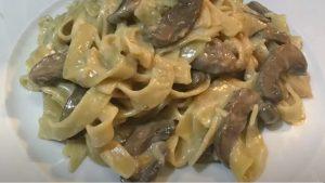 συνταγή για κυριακάτικο τραπέζι χυλοπίτες μανιτάρια φέτα