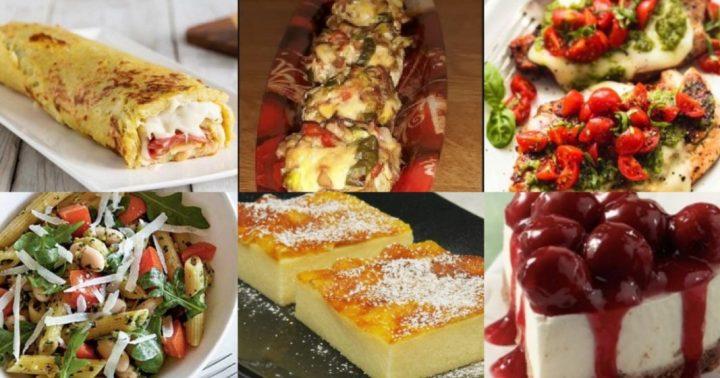 12 Ιδέες για φαγητά για τραπέζι στο σπίτι αν είσαι αρχάρια!