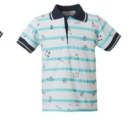 γαλαζια λευκο μπλε μπλουζακι mini raxevsky