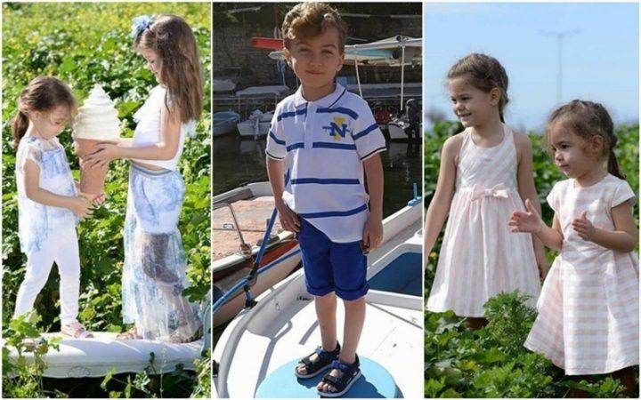 Νέα παιδική collection mini raxevsky για το καλοκαίρι 2021