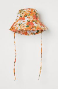 floral καπέλο