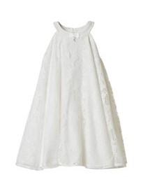 φορεμα ασπρο mini raxevsky