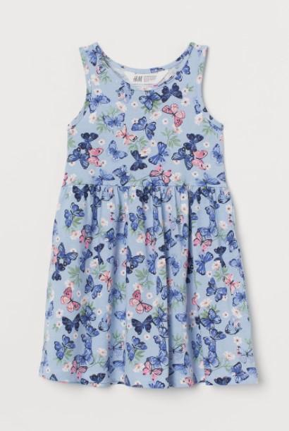 φόρεμα πεταλούδες