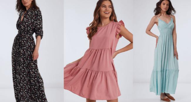 φορέματα άνοιξη καλοκαίρι