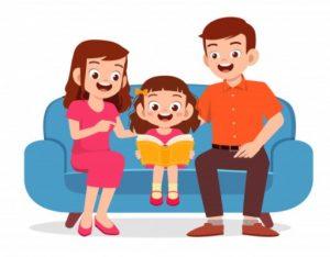 γονείς παιδιού