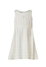 φορεμα ριγε ασπρο