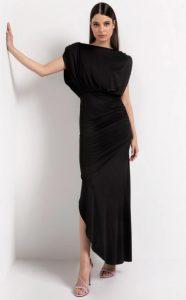 maix μαύρο φόρεμα