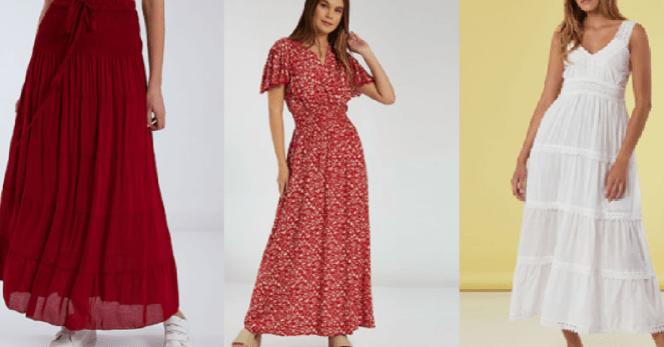 νέα φορέματα καλοκαίρι 2021