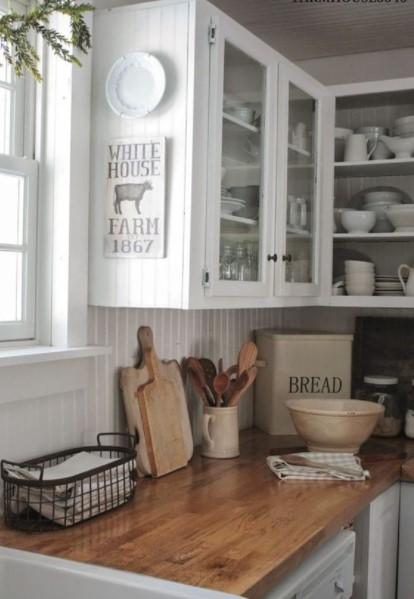 ντουλάπια κουζίνα καδράκι