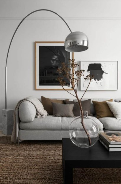 σαλόνι μοντέρνο φωτιστικό διακοσμητικά μοντέρνο σαλόνι