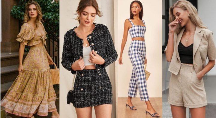8 Σετ ρούχων που θα φορεθούν πολύ φέτος το καλοκαίρι!