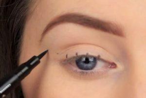τελειες eyeliner