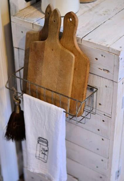 θήκη κουζίνα πετσέτα