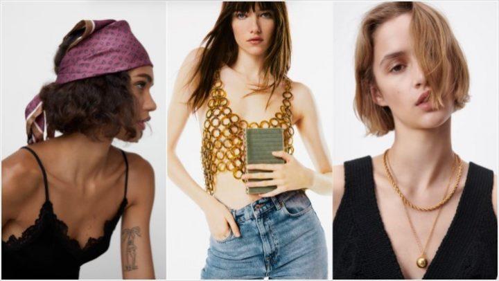 Τσάντες και αξεσουάρ Zara για το καλοκαίρι 2021