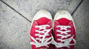 φθαρμενα παπουτσια