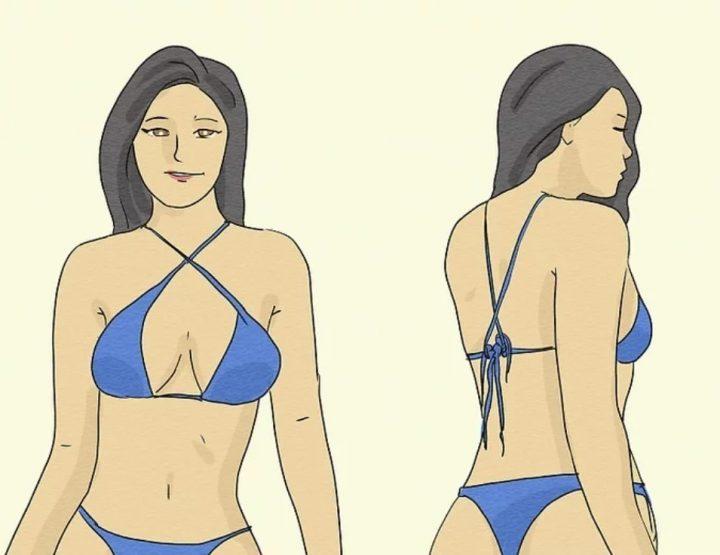 5 Διαφορετικοί τρόποι να δέσεις το bikini top σου!