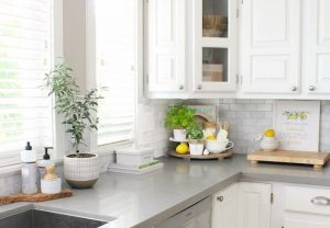 λεμόνια ιδέα καλοκαιρινής διακόσμησης σπιτιού