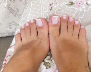γαλλικό νύχια