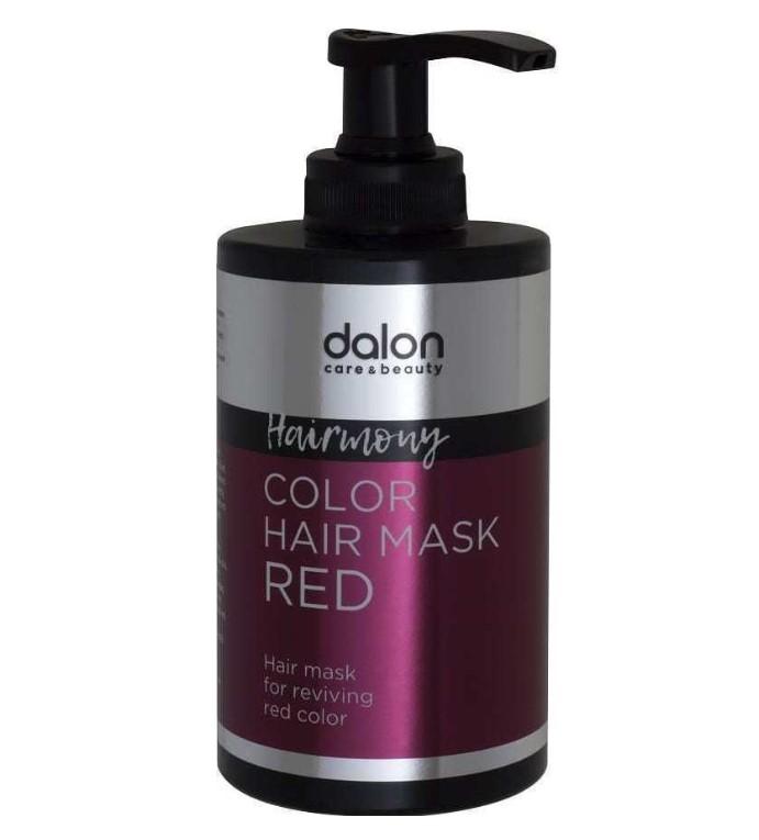 ημιμόνιμη μάσκα μαλλιών με χρώμα