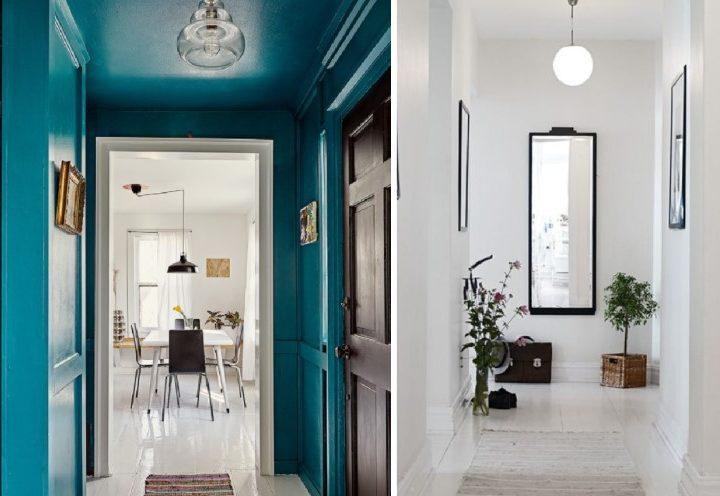 6 Λύσεις για διακόσμηση στους τοίχους του διαδρόμου στο σπίτι!