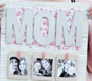 ιδέες δώρων για μητέρα με φωτογραφίες