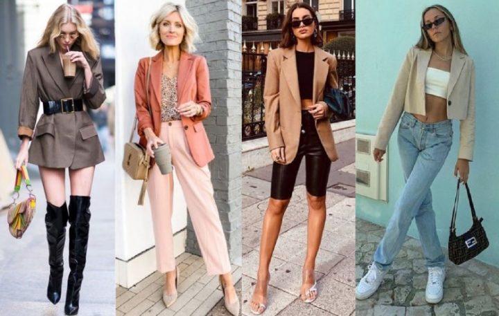7 Κομψά καλοκαιρινά ντυσίματα με σακάκι!