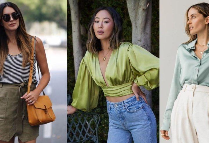 4 Αποχρώσεις του πράσινου που πρέπει να φορέσεις φέτος!