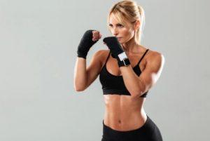 γυναίκα κικ μποξ χάσεις βάρος