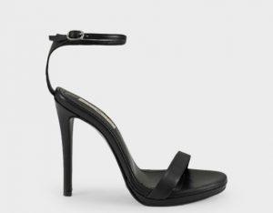 παπούτσια καλοκαίρι ψηλό πέδιλο