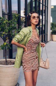 μοντέρνο καλοκαιρινό ντύσιμο