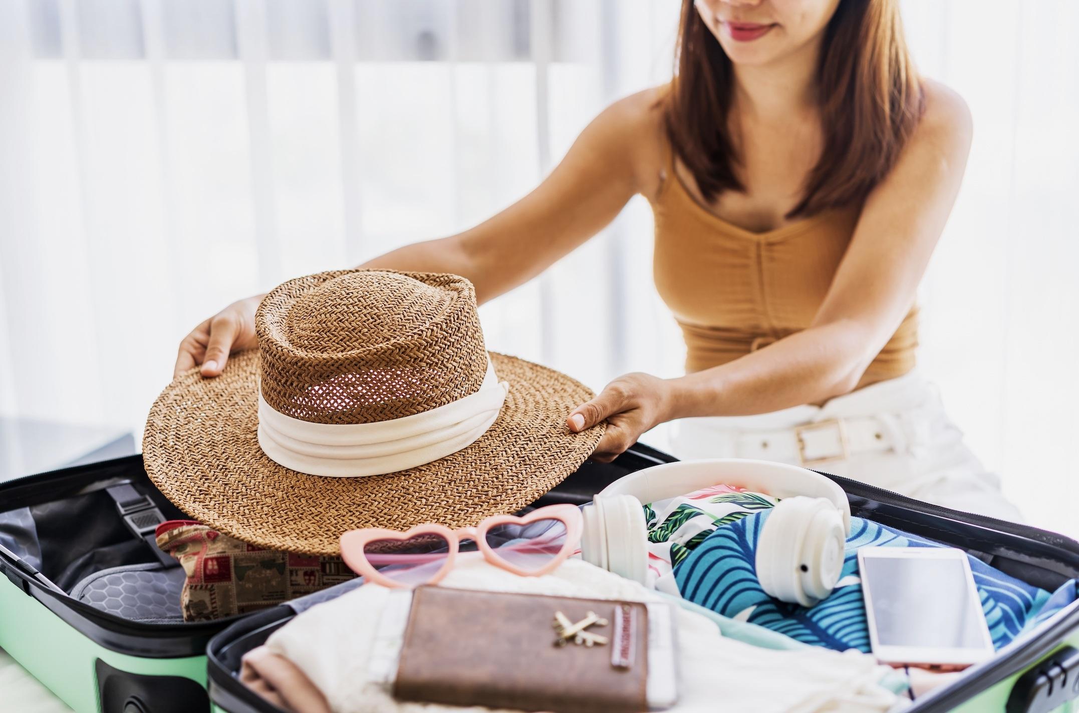 πως να οργανώσεις εύκολα και γρήγορα την βαλίτσα σου για τις διακοπές