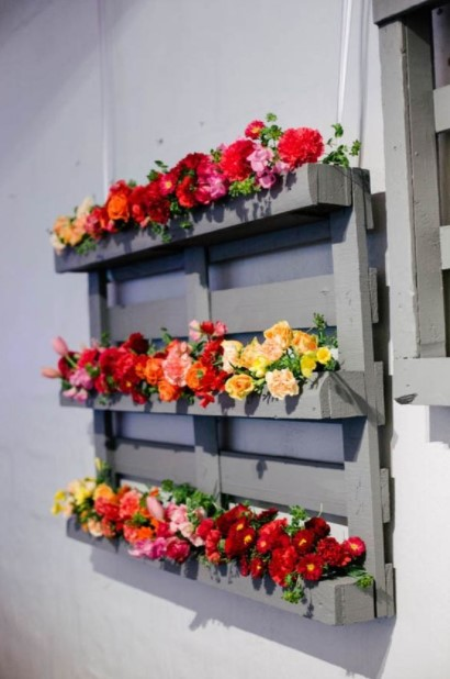 παλέτα λουλούδια