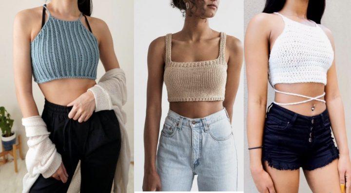 Μάθε να φτιάχνεις πανέμορφα πλεκτά μπλουζάκια!