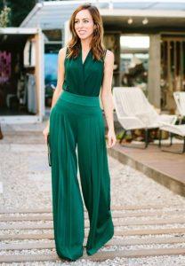 πράσινη παντελόνα