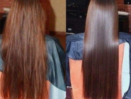 DIY ζελέ από λιναρόσπορο για λαμπερά, μεταξένια μαλλιά!