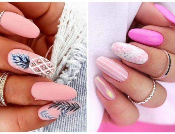 8 Μοναδικές ιδέες για ροζ νύχια το καλοκαίρι 2021