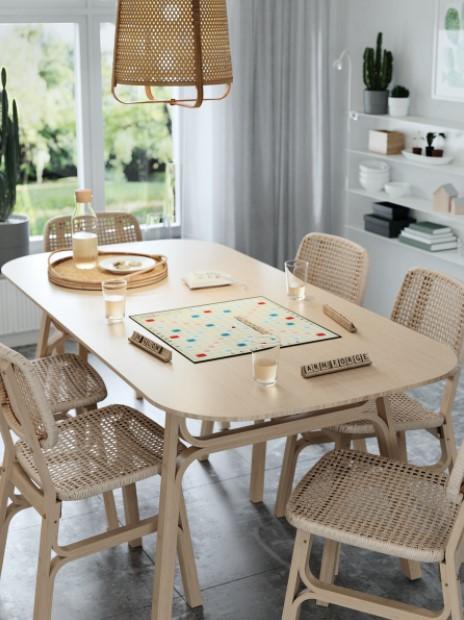 τραπεζαρία καρέκλες παιχνίδι τραπεζαρία ΙΚΕΑ