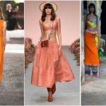 χρώματα στα ρούχα για το καλοκαίρι 2021