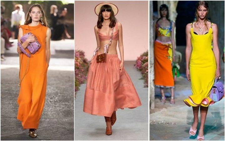 Ποια χρώματα θα φορεθούν το καλοκαίρι 2021