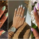 χρώματα νύχια καλοκαίρι 2021