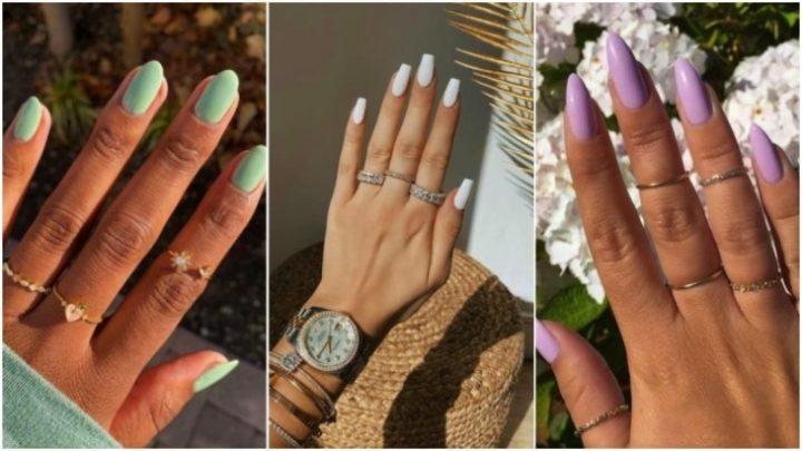 Τα καλύτερα χρώματα στα νύχια για το Καλοκαίρι 2021