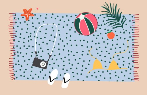 5 Ιδέες για πρωτότυπες και στυλάτες πετσέτες θαλάσσης!