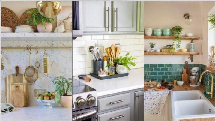 5 Διακοσμητικά για μια κομψή και οργανωμένη κουζίνα!