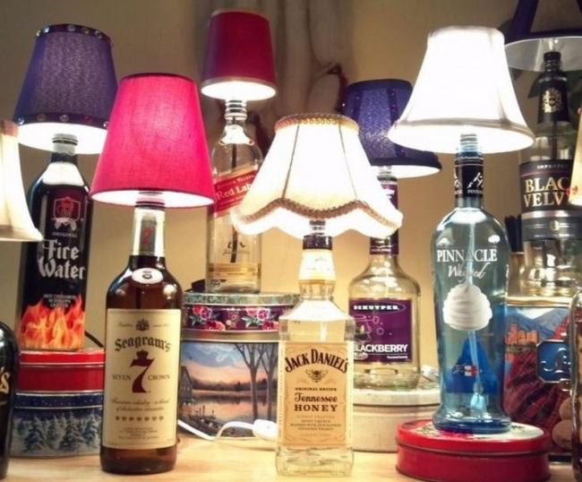 3 Ιδέες για να επαναχρησιμοποιήσεις τα γυάλινα μπουκάλια σου!