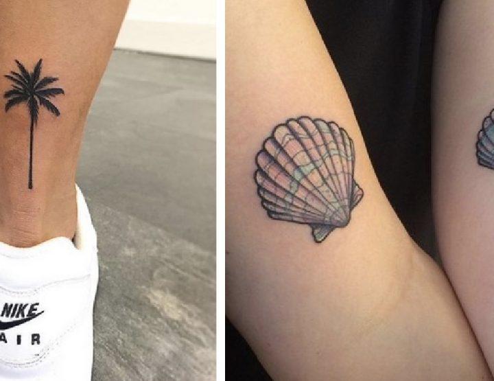 29 Καλοκαιρινά σχέδια για τατουάζ που πρέπει να δεις!