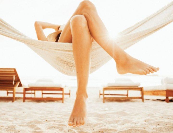 Πώς να ετοιμάσεις τα πόδια σου για το καλοκαίρι!