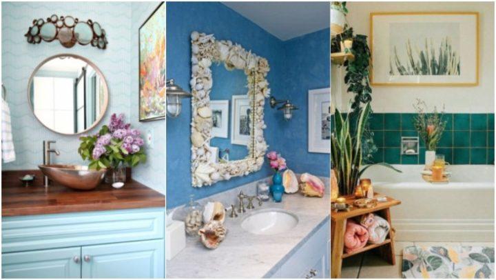 5 Τρόποι να φέρεις το καλοκαίρι στο μπάνιο σου!