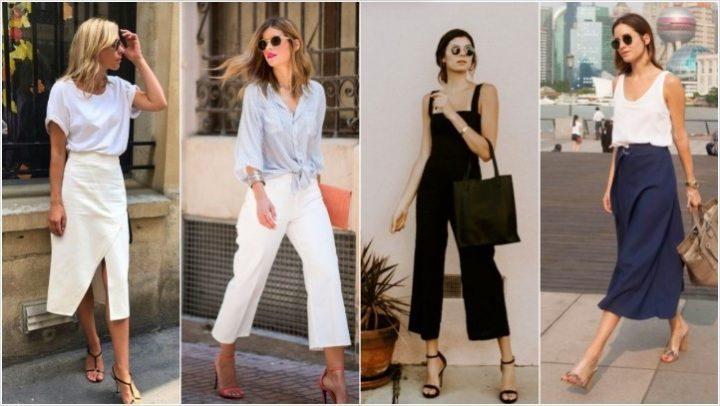 5 Κομψά καλοκαιρινά outfits για το γραφείο!